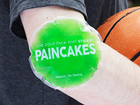 PAINCAKES: Reusable Adhesive Cold Pack