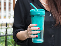 Mighty Mug: Tip-Proof Iced Tumbler