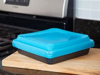 LidLover: Silicone Baking Lid Cover