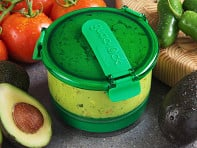 Guacamole Preservation Container