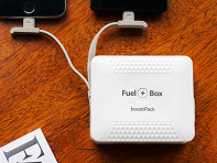 FuelBox: BoostPack Power Bank