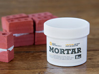 Mini Materials: Miniature Building Mortar
