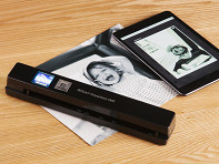 IRIS: Wi-Fi Connected Portable Scanner