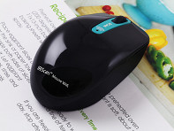 IRIS: 2-in-1 Mouse Scanner