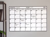 Reusable Foam Stick-On Planner
