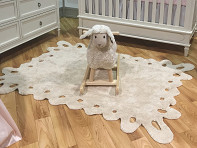 Lorena Canals: Lace Design Rug