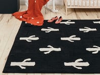 Lorena Canals: B & W Designs Rug