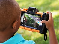 Pixlplay: Smartphone Enabled Kids' Camera
