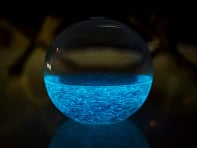 BioPop: Dino Sphere Bioluminescent Aquarium
