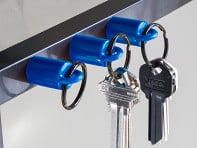 MagnetPAL: Powerful Key Ring Magnet 3-Pack