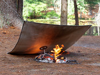 Campfire Defender: Campfire Safety Cover