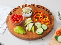 Words with Boards: Personalized Lazy Susan