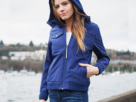Women's Travel Bomber Jacket