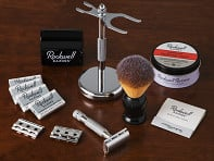 Rockwell Razors: 6C Adjustable Safety Razor Gift Set