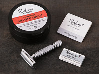 Rockwell Razors: Beginner's Safety Razor Gift Set