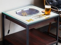 StadiumViews: 25-Layer Stadium Lighted End Table
