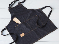 Art Style Design Living: Children's Denim Apron