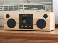 Como Audio: Duetto Smart Connected Hi-Fi Music System