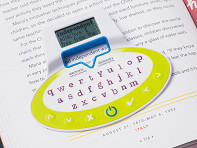 IF: Kids' Electronic Dictionary Bookmark