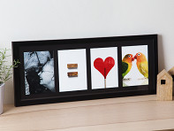 4-Picture Personalized Pun Art