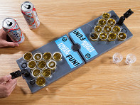 Mini Beer Pong: Mini Beer Pong Travel Set