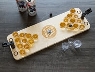 Mini Beer Pong: Mini Beer Pong Deluxe Set