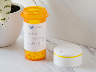 Smart App-Connected Pill Bottle