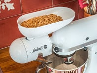 Wolfgang Mock: Grain Mill Stand Mixer Attachment