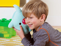 Toymail: Talkie Voice Chat Plush Toy