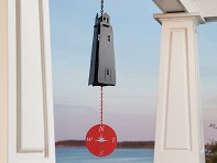 North Country Wind Bells: Coastal Inspired Wind Bells