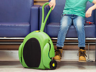 CarGo Seat: 2-in-1 Travel Booster Seat