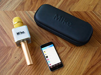 Karaoke Mike: Portable Karaoke Microphone