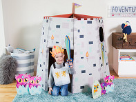 Sharingland: Cardboard Playhouse Kit