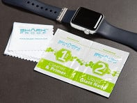 Wipe-On Smart Watch Screen Protector