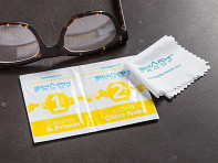 Shark Proof: Wipe-On Glasses Protector