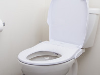 Non-Electric Bidet Toilet Seat