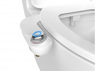 BioBidet: Slim Glow Light-Up Bidet Attachment
