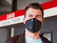 RZ Mask: Neoprene & Mesh Reusable Dust Mask
