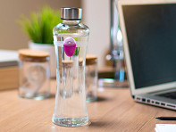 Ulla: Hydration Reminder Bottle Accessory
