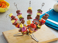O-Yaki: Standing Skewer Cooking System