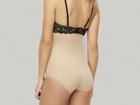HookedUp Shapewear: Non-Slip Brief Shapewear