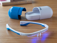 AYO: Light Therapy Glasses
