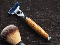 Imperium Shaving: Handcrafted Wooden Razor Handle