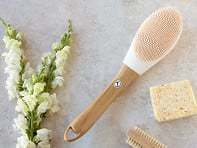 Opus Silicone Electric Body Brush