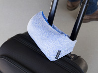 Voyage Pillow: 2-in-1 Travel Pillow & Eye Mask