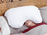 Sleep Crown: Over-The-Head Relaxation Pillow