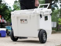 RovR: High Performance Cooler with Wheels