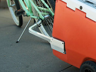 RovR: Performance Cooler Bike Towing Kit