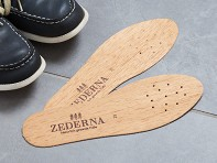 ZEDERNA: Anti-Odor Cedar Wood Insoles