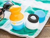 Solar Buddies: Roll-On Sunscreen Applicator Set